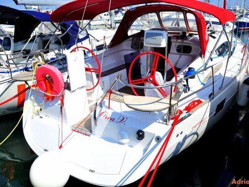 Sailboat Elan Impression 394 · 2012 (1)