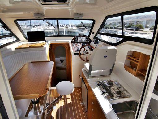 Motorboat Sas Vektor 950 · 2015 (4)