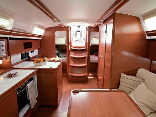 Segelboot Dufour 375 Grand Large · 2012 (1)