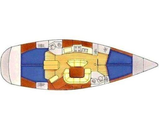 Segelboot Jeanneau Sun Odyssey 45.2 · 1999 (2)