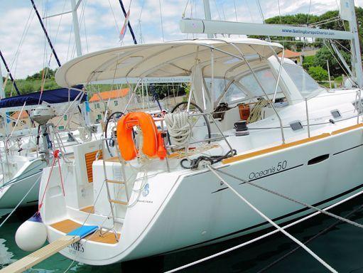 Velero Beneteau Oceanis 50 · 2012 (reacondicionamiento 2019) (4)