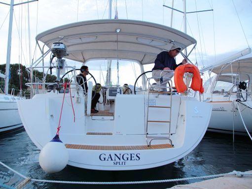 Velero Beneteau Oceanis 50 · 2012 (reacondicionamiento 2019) (2)