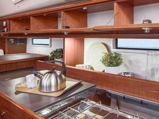 Sailboat Bavaria Cruiser 51 · 2018 (4)