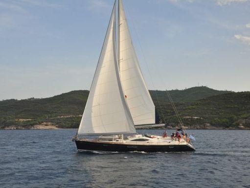 Sailboat Jeanneau Sun Odyssey 54 DS · 2007 (1)