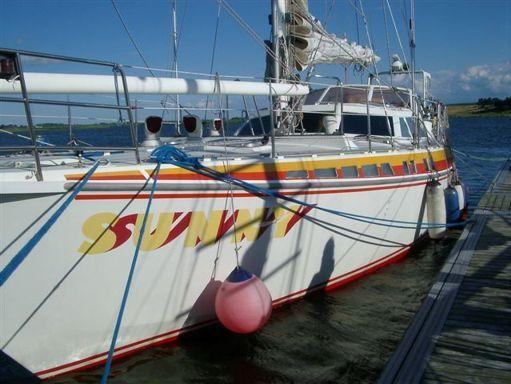 Segelboot Custom Build Sloop · 1995 (1)