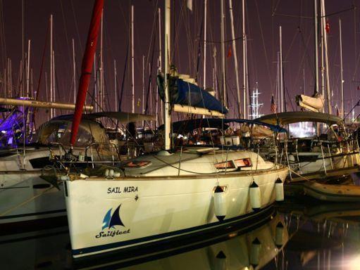 Barca a vela Jeanneau Sun Odyssey 36 i · 2011 (2)