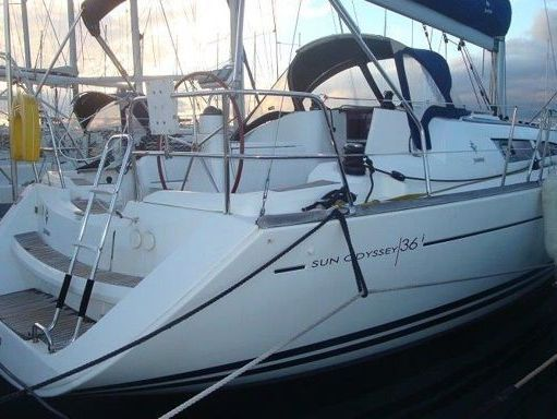 Barca a vela Jeanneau Sun Odyssey 36 i · 2011 (1)