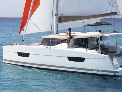 Catamaran Fountaine Pajot Lucia 40 · 2018 (2)