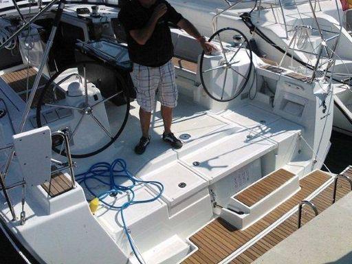 Barca a vela Beneteau Oceanis 41 · 2012 (1)