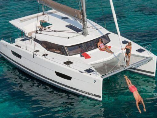 Catamaran Fountaine Pajot Lucia 40 · 2018 (0)