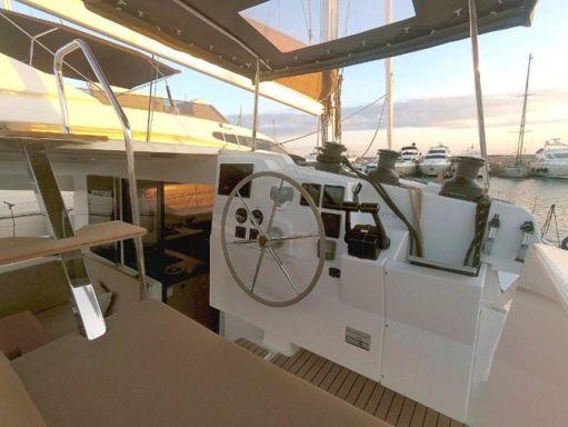 Catamaran Fountaine Pajot Lucia 40 · 2018 (4)