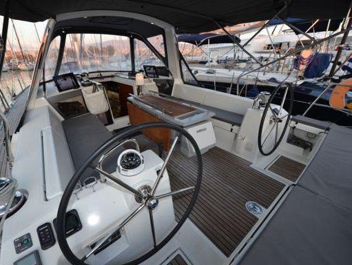 Segelboot Beneteau Oceanis 41 · 2013 (1)