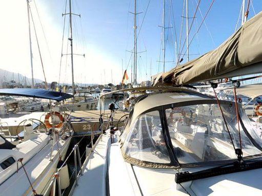 Sailboat Jeanneau Sun Odyssey 43.9 · 2012 (2)