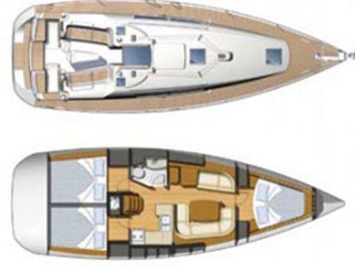 Sailboat Jeanneau Sun Odyssey 39 i · 2008 (4)