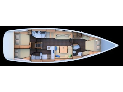 Sailboat Jeanneau 51 · 2018 (2)
