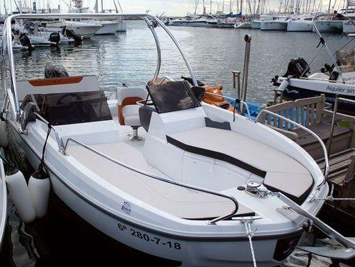 Speedboat Beneteau Flyer 6.6 Sportdeck · 2018 (1)