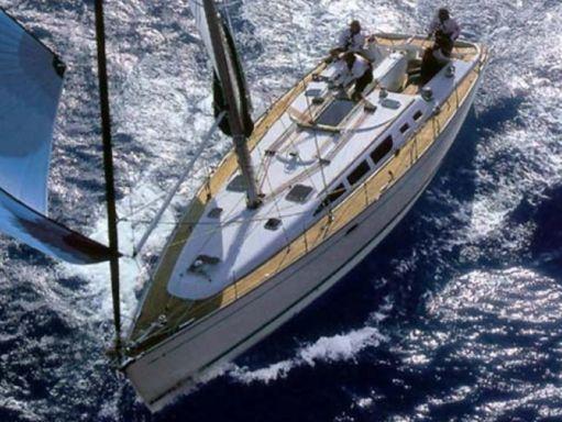 Sailboat Jeanneau Sun Odyssey 43 · 2002 (0)