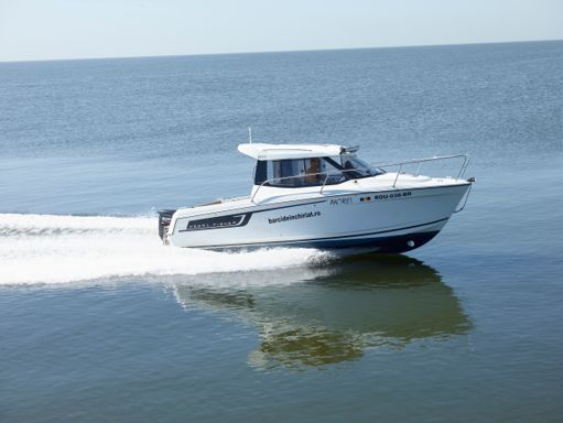 Motorboot Jeanneau Merry Fisher 695 (2015) (0)