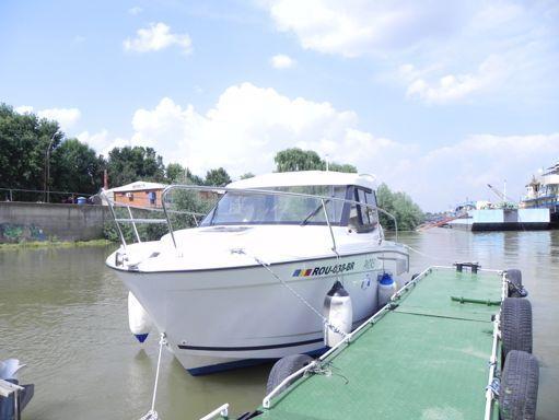 Motorboot Jeanneau Merry Fisher 695 (2015) (4)