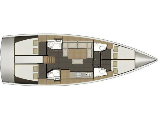 Sailboat Dufour 460 Grand Large · 2018 (2)