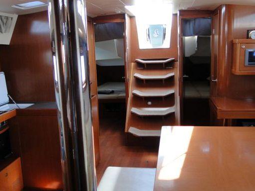 Sailboat Beneteau Oceanis 48 · 2014 (4)