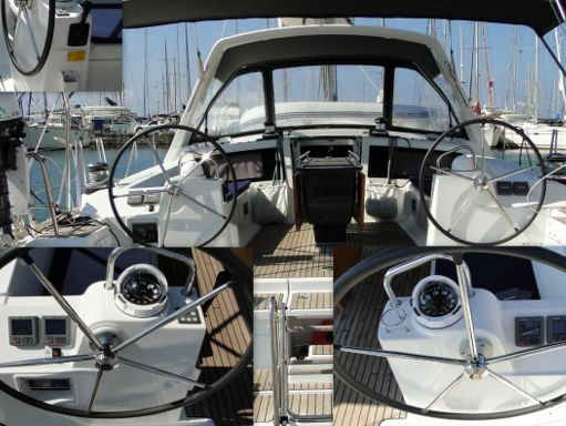 Sailboat Beneteau Oceanis 48 · 2014 (1)