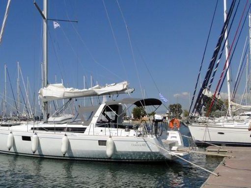 Sailboat Beneteau Oceanis 48 · 2014 (0)