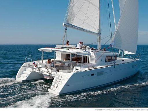 Catamaran Lagoon 450 · 2017 (2)