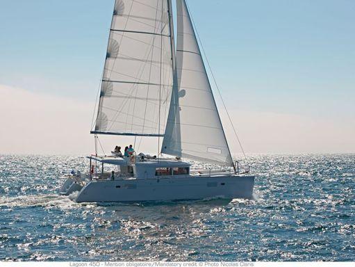 Catamaran Lagoon 450 · 2017 (0)