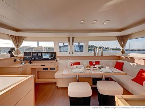 Catamaran Lagoon 450 · 2017 (4)