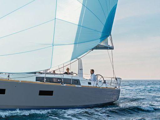 Sailboat Beneteau Oceanis 38 · 2017 (0)