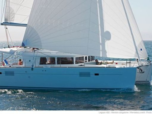 Catamaran Lagoon 450 · 2017 (1)