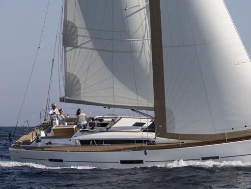 Sailboat Dufour 460 Grand Large · 2017 (0)
