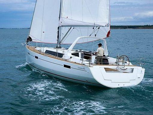 Sailboat Beneteau Oceanis 45 · 2017 (0)