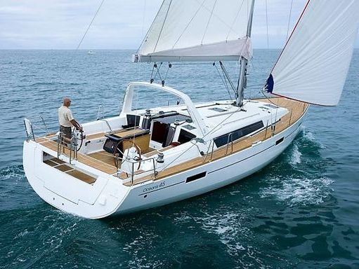 Sailboat Beneteau Oceanis 45 · 2017 (1)