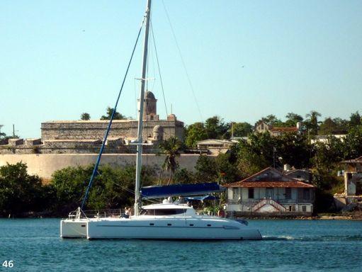 Catamarán Fountaine Pajot Bahia 46 · 2004 (4)