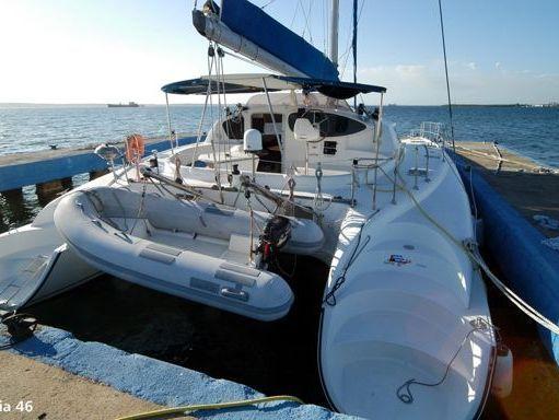 Catamarano Fountaine Pajot Bahia 46 · 2004 (2)