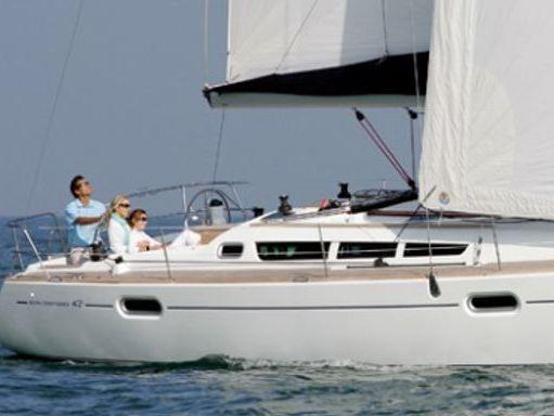 Sailboat Jeanneau Sun Odyssey 42 i · 2009 (1)