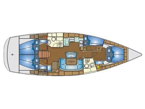 Sailboat Bavaria Cruiser 46 · 2007 (2)