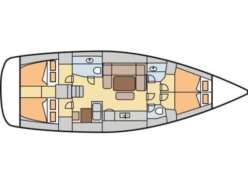 Sailboat Dufour 450 · 2014 (2)