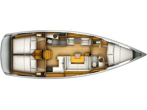 Sailboat Jeanneau Sun Odyssey 419 · 2018 (2)
