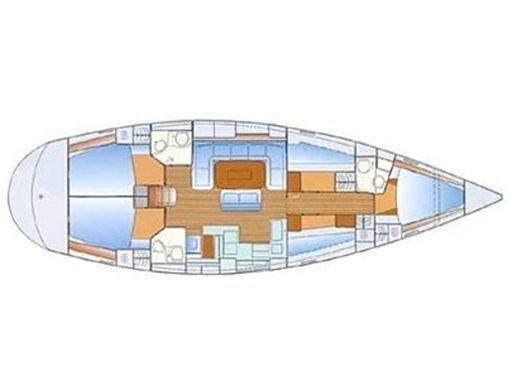 Sailboat Bavaria Cruiser 50 · 2008 (2)