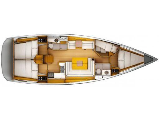 Sailboat Jeanneau Sun Odyssey 439 · 2014 (2)