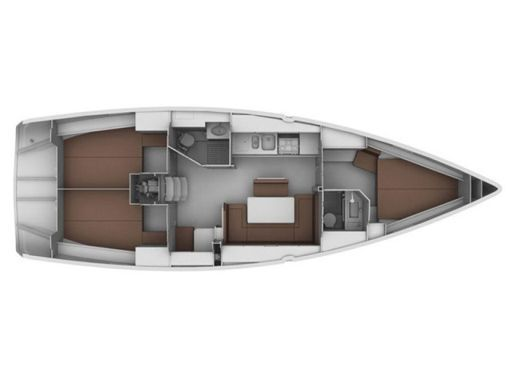 Sailboat Bavaria Cruiser 40 · 2008 (2)