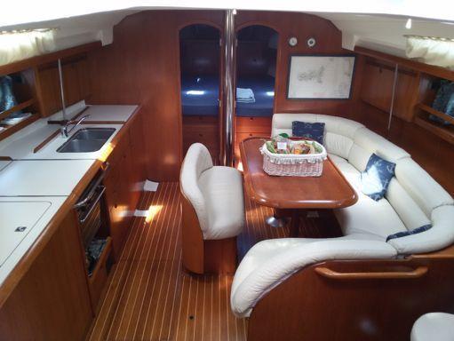 Sailboat Jeanneau Sun Odyssey 45 · 2005 (2)