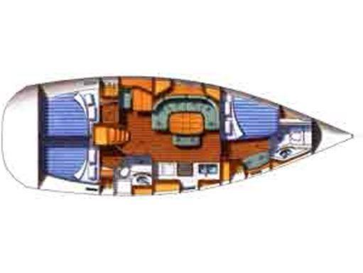 Velero Beneteau Oceanis Clipper 393 · 2004 (reacondicionamiento 2016) (4)