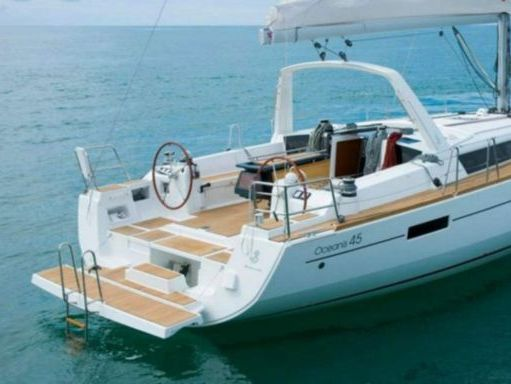 Sailboat Beneteau Oceanis 45 · 2018 (0)