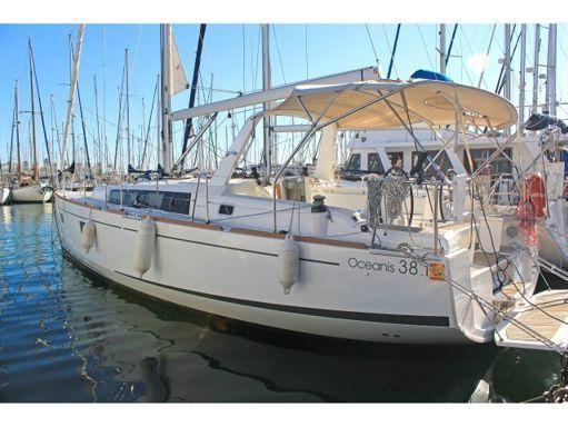 Sailboat Beneteau Oceanis 38.1 · 2017 (0)