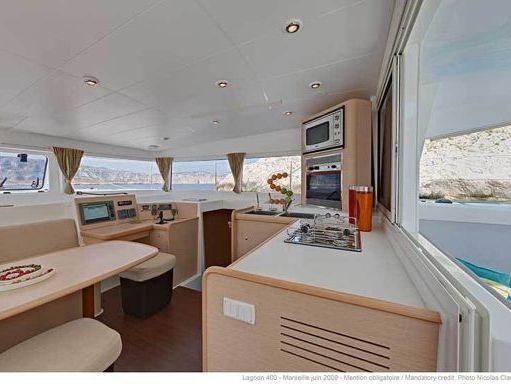 Catamaran Lagoon 400 S2 · 2016 (refit 2017) (4)