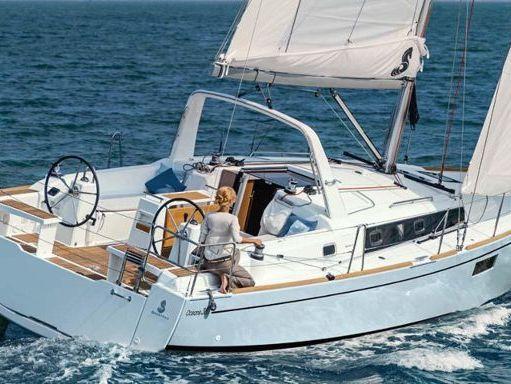 Sailboat Beneteau Oceanis 38.1 · 2019 (0)